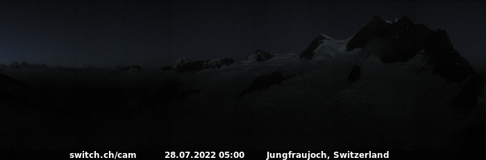 SWITCH Webcam Jungfraujoch